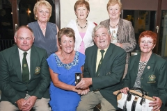 WWGC Lady Winners in the Presidents Prize